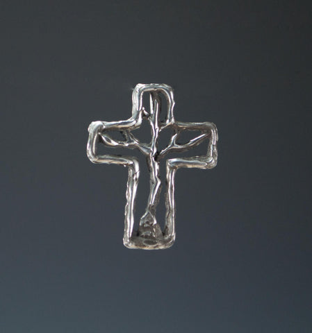 Tree of Life Cross Pendant