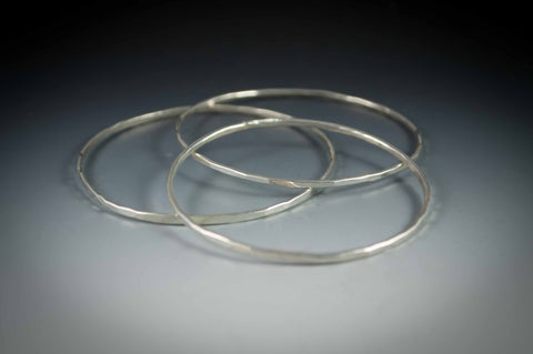 Sterling Silver Bangles