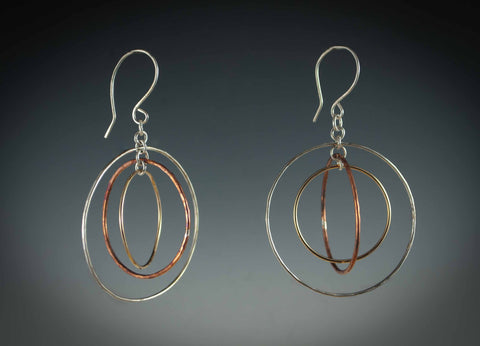 Orbit Earrings - Medium
