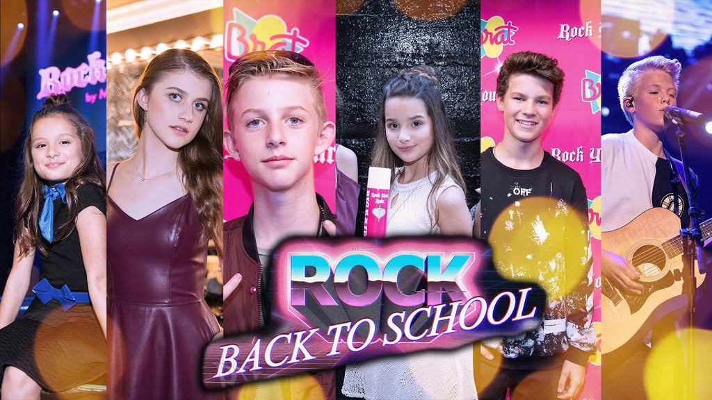 Rock Back To School Vlog
