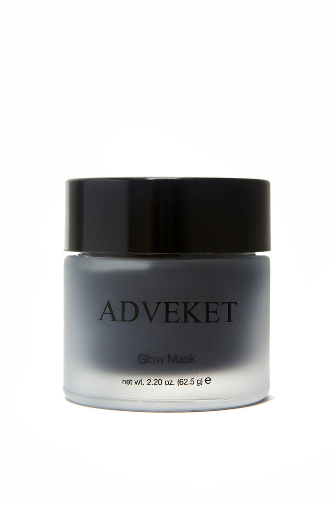 Thermal Activated Charcoal Vegan Glow Mask