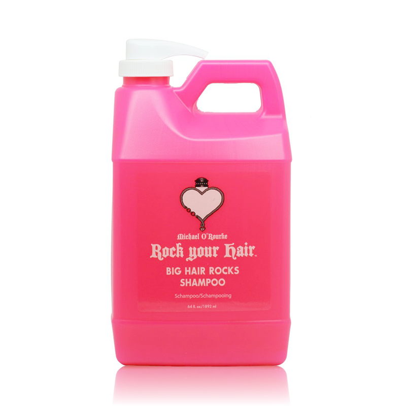 Big Hair Rocks Shampoo 64 oz.  Rock Your Hair