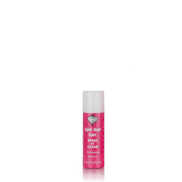 Spray It Clean Dry Shampoo 1.8 oz. (Travel Size)