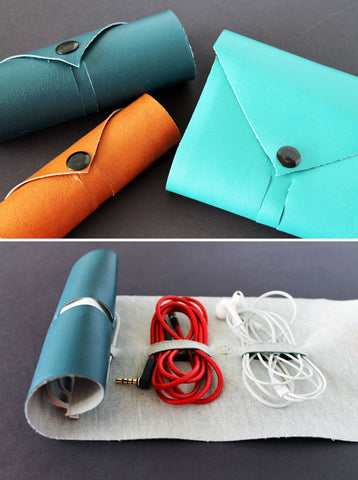Clever Cord Roll
