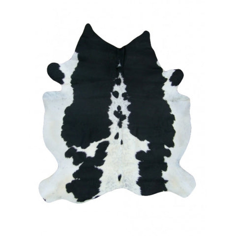 Hair-On Cow Hide - Black & White
