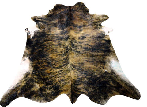Hair-On Cow Hide - Brindle