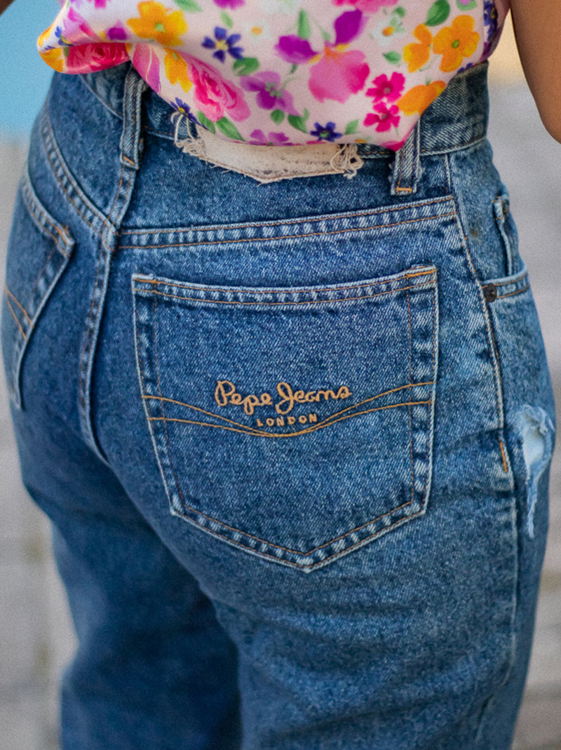 Vintage Pepe Jeans high rise