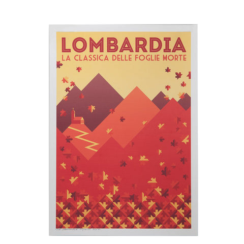 "Poster of ""Lombardia"""