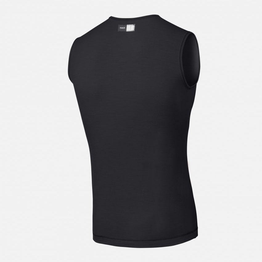 Essential Merino Base Layer Sleeveless - Black