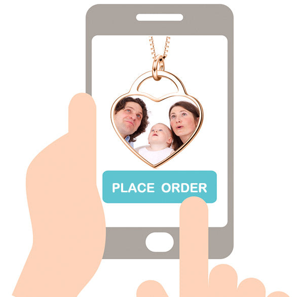 How to order or design personalized jewelry?