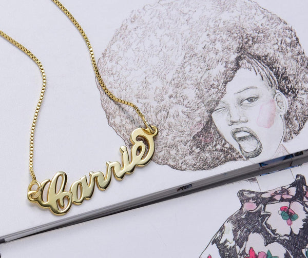 Design Your Own Name Necklace Now The Definitive Guide