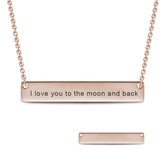 Top 10 Engraved Necklaces For Girlfriend Yafeini Personalized Jewelry