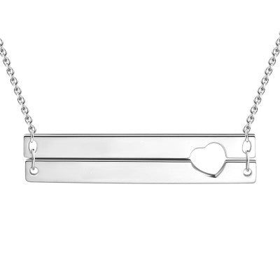 Write name on Jewellery Custom engraved personalized sterling silver name necklace