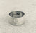 925 Sterling Silver Personalized  Cross Handwriting Engraved Ring
