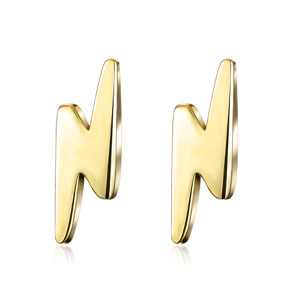 925 Sterling Silver Super Cool Studs