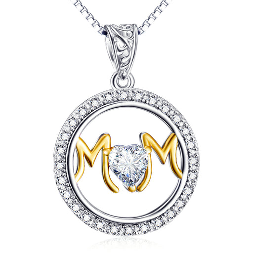 Around You - Mom Necklace