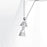 925 Sterling Silver Jewelry Pendant with Chain for Women Daughter Girlfriend