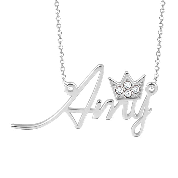 Sterling Silver Personalized