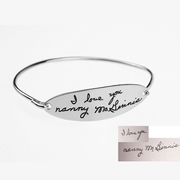 925 Sterling Silver Signature Bangle