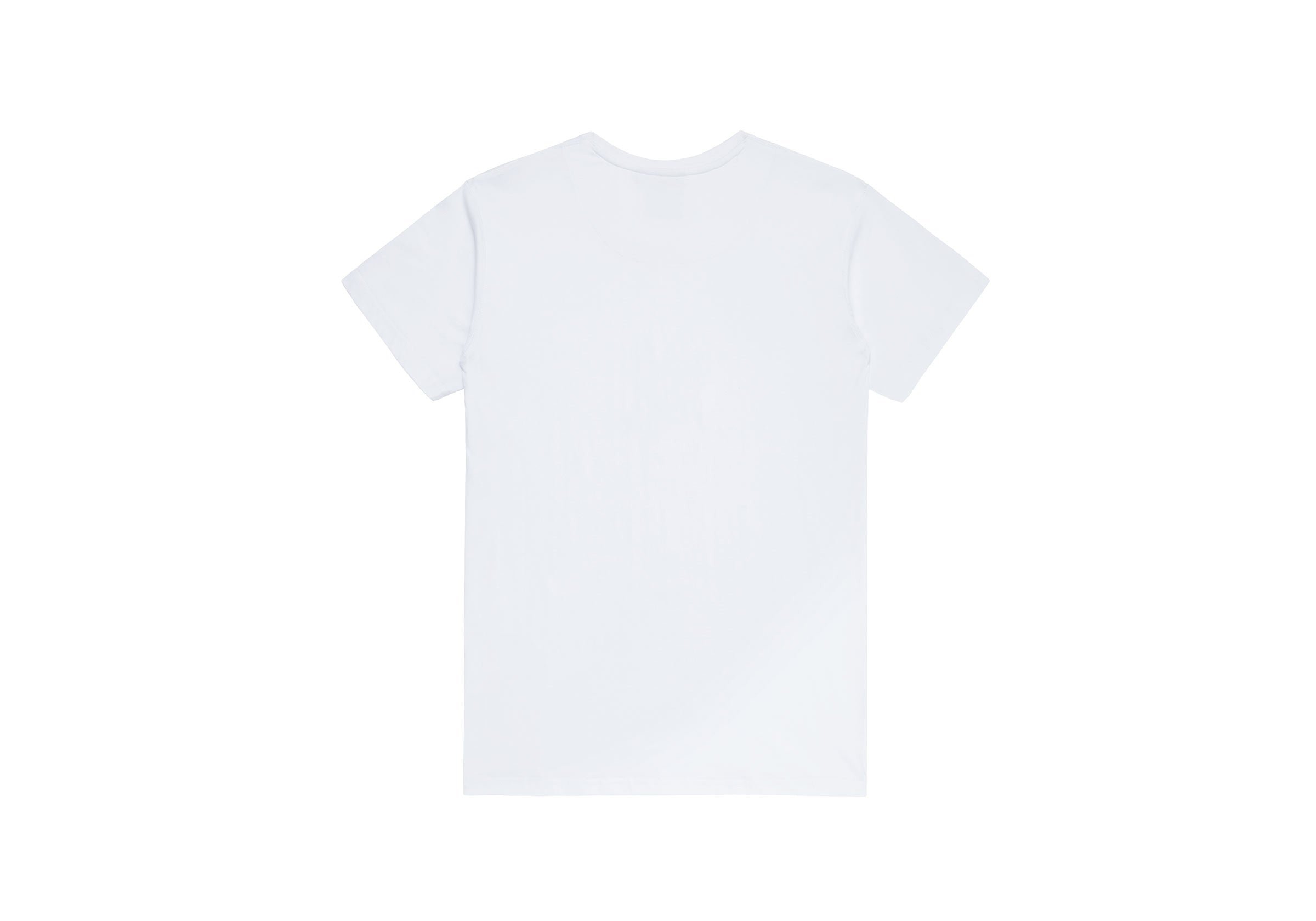 Spliffy Tee - White