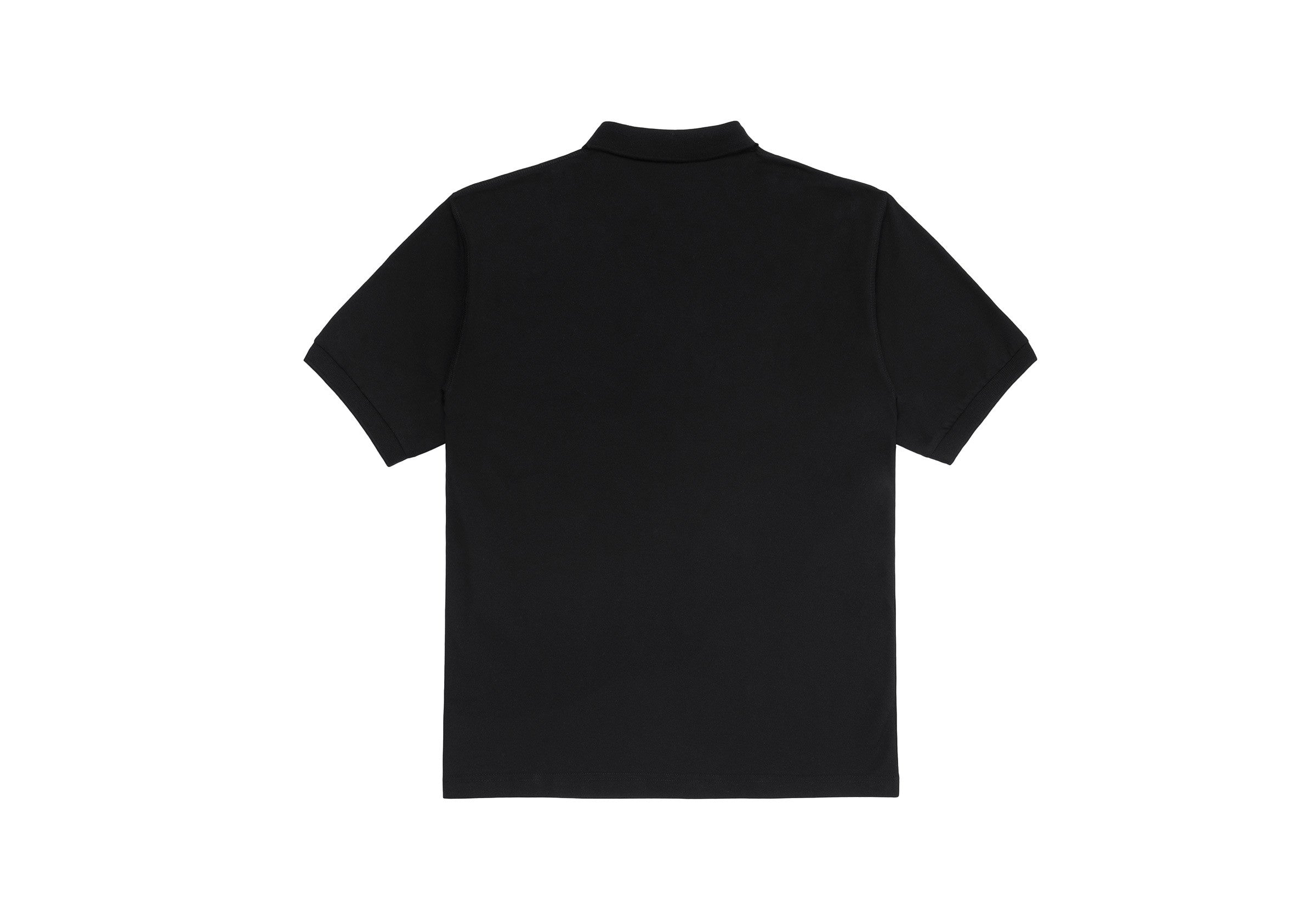 Spliffy Polo - Black