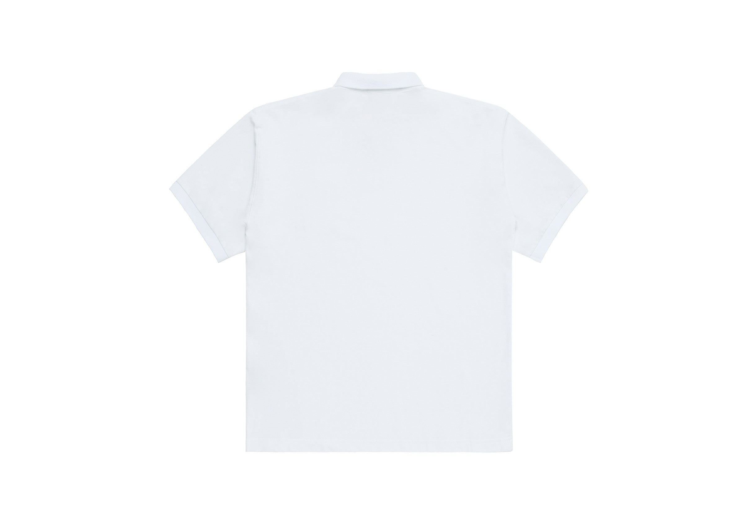 Spliffy Polo - White