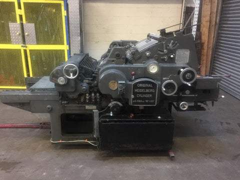 Heidelberg KSBA Printer Die-cutter 46mm x 58.5mm