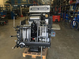 Heidelberg T Platen Printer 260mm x 380mm