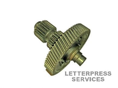 S0417f Double Pinion Gear