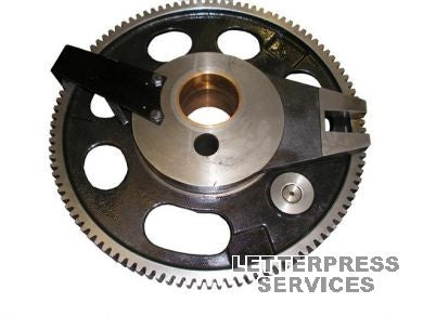 Outer Cylinder Drive Gear