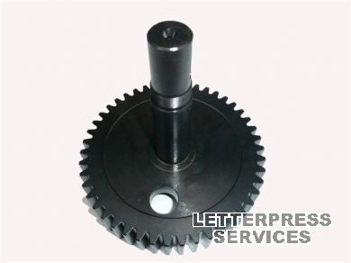 S1650 Feed Gear With Shaft