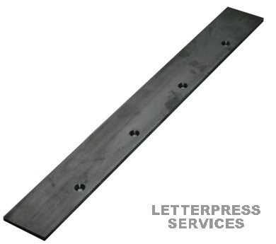 Top Guide Plate Rail