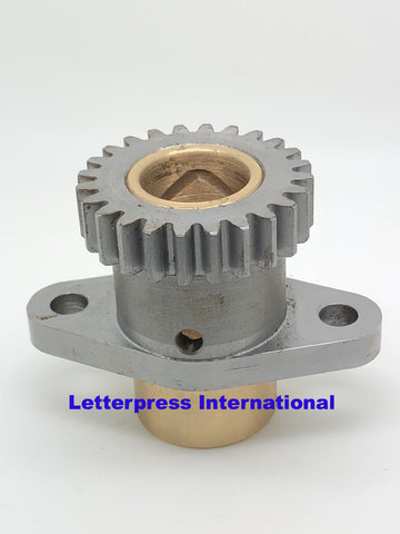 Flanged Feeder Lift Gear S1752