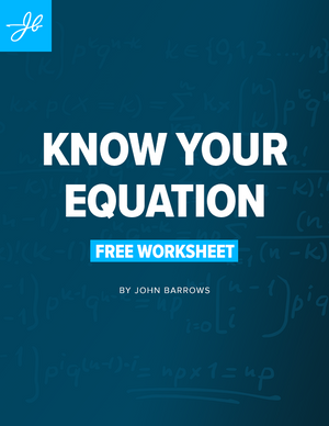 FREE Know Your Equation Worksheet