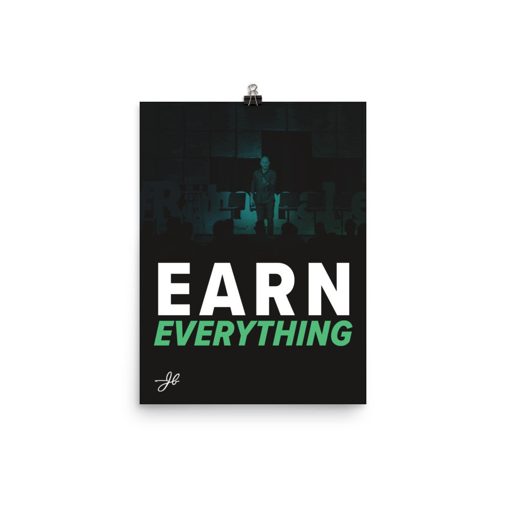 Earn Everything