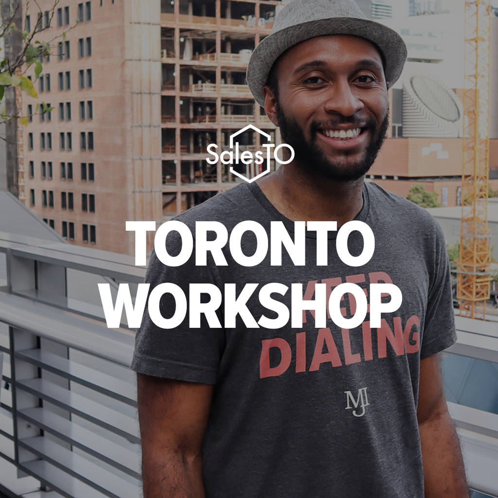 Toronto Cold Calling Workshop