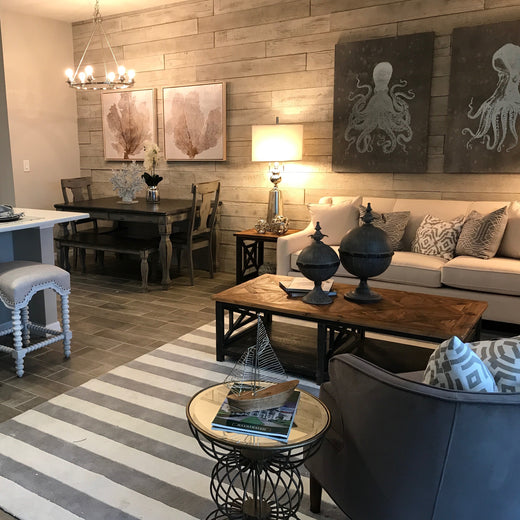 Faux Barn Wood