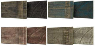 Wood Wall Samples