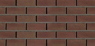 Faux Modern Brick Panels