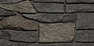 Faux Ridge Stone Panels