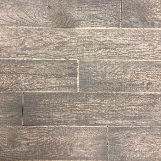 DISTRESSED WOOD WALL - FOGGY GREY