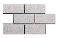 CINDER BLOCK - MODERN INDUSTRIAL GREY - SAMPLE