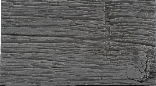 "FAUX BARN WOOD - 6X48"" PLANK - WEATHERED GREY"