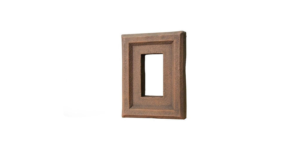 CLASSIC BRICK - ELECTRICAL TRIM - RECLAIMED RED