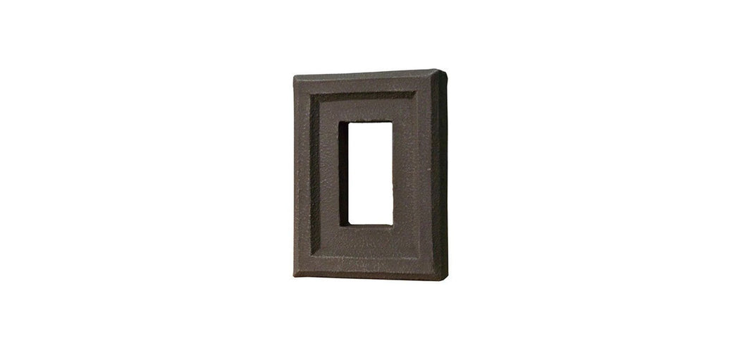 QUALITY STONE - ELECTRICAL TRIM - GREY