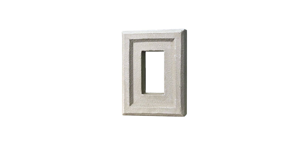 QUALITY STONE - ELECTRICAL TRIM - LIMESTONE
