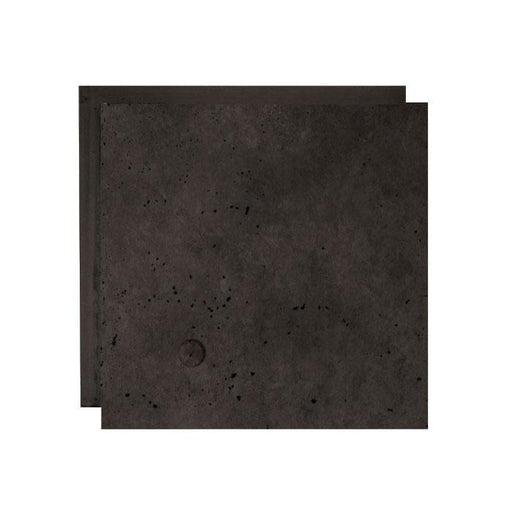 URBAN CONCRETE - ONYX (W/CIRCLE) - SAMPLE
