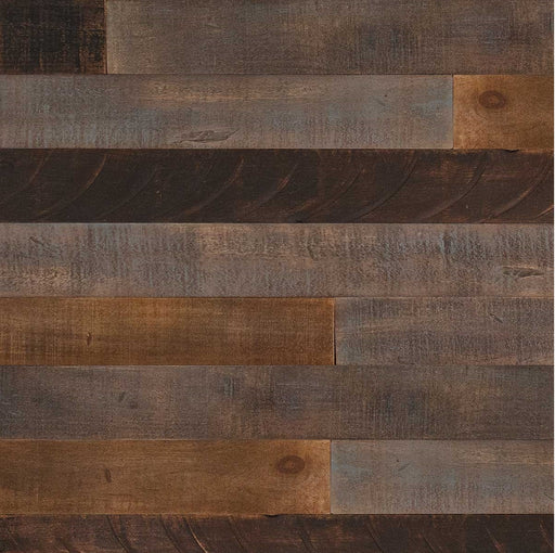 DISTRESSED WOOD WALL - RAW-ISH
