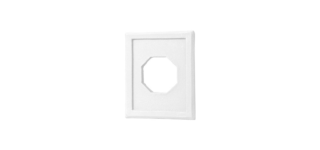 QUALITY STONE - FIXTURE TRIM - SIMPLY WHITE