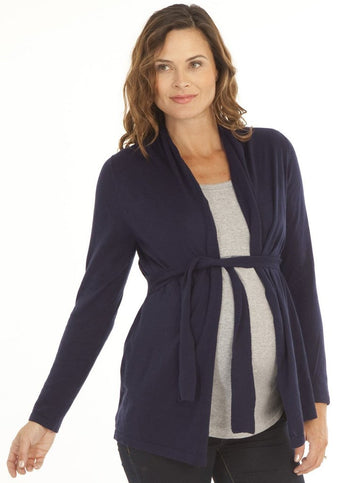 Angel Maternity Knitted Cardigan